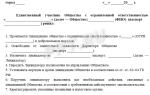 Ликвидация ООО с единственным участником: пошаговая инструкция в 2020 году