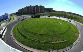 Круговое движение: правила проезда в 2020 в России по ПДД