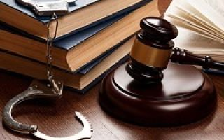 Покушение на преступление по ст. 30 УК РФ: виды, ответственность и отличие от приготовления