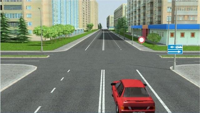 Правила разворота на перекрестке в 2020: Т-образном, со светофором по ПДД