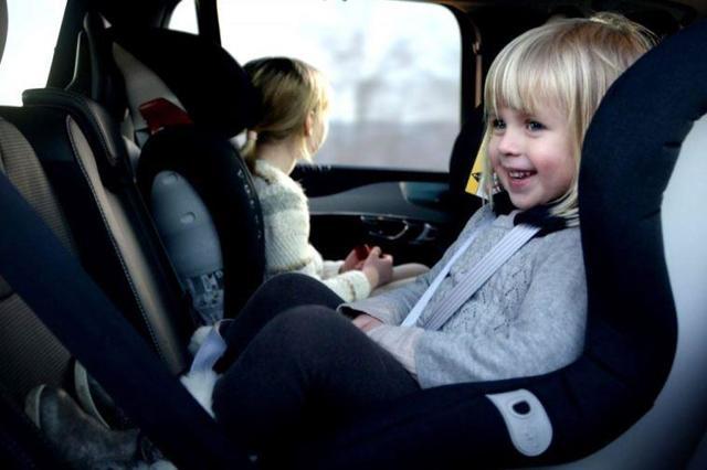 Правила перевозки детей в автомобиле 2020