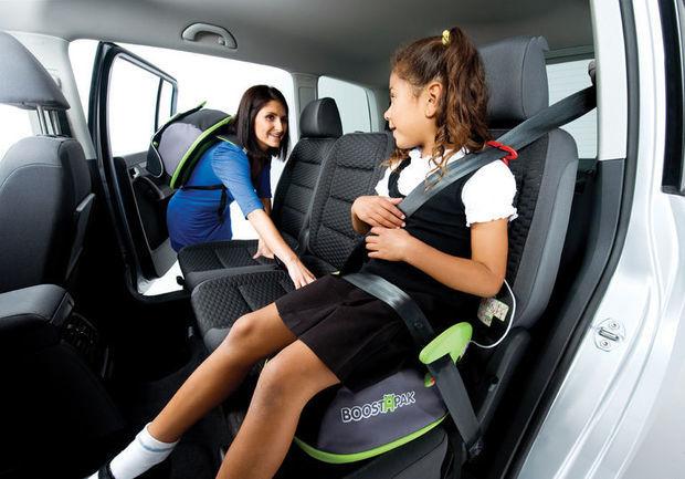 Штраф за отсутствие детского кресла в машине в 2020 году