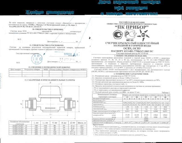 Поверка счетчиков воды в Москве в 2020 году: отменена или нет? Постановление 831 правительства