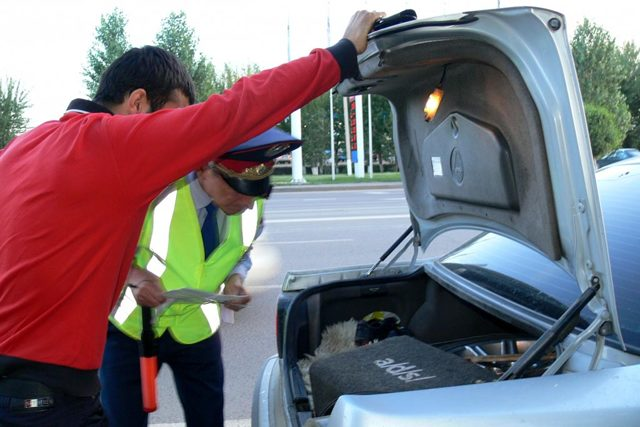 Осмотр и досмотр автомобиля: в чем разница в 2020, КоАП РФ