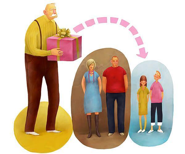 Как оформить дарственную на квартиру между близкими родственниками в 2020 году