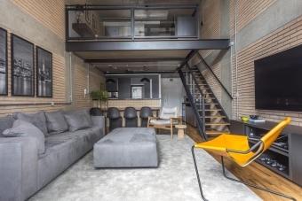 Лофт: что это такое и в чем отличие от квартир?