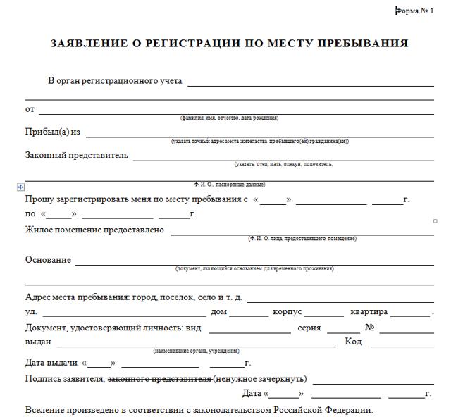 Временная регистрация в Краснодаре для граждан РФ и СНГ: сколько стоит, документы