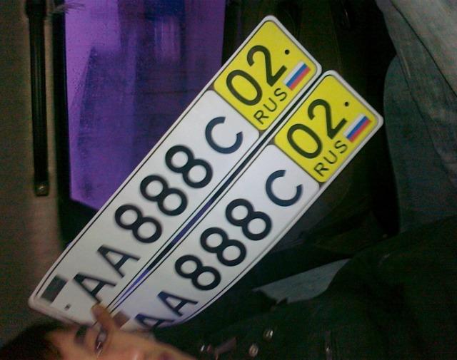Просроченные транзитные номера: штраф в 2020 году. Сколько можно ездить?