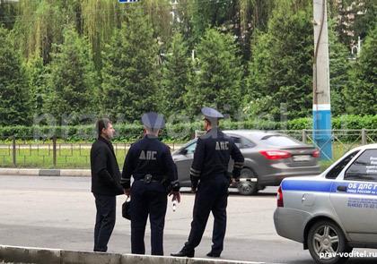 Административный арест за нарушение ПДД в 2020 году