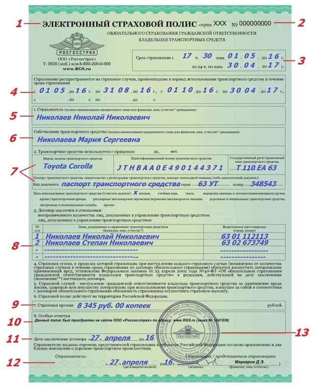Штраф за езду без страховки в 2020 году с 1 января: на чужой и своей машине