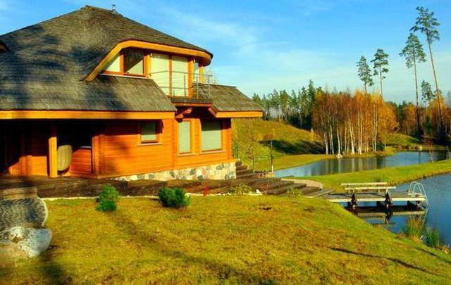 Придомовая территория частного дома: сколько метров, обустройство, оформление