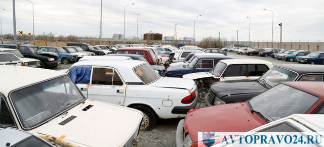 Штраф за неправильную парковку и эвакуацию машины в 2020 году