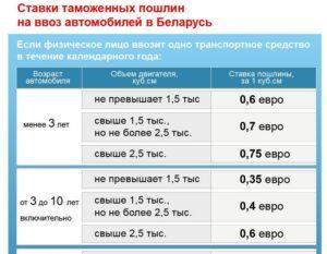 Растаможка авто из Белоруссии в 2020 году: нужно ли, как растаможить, сколько стоит
