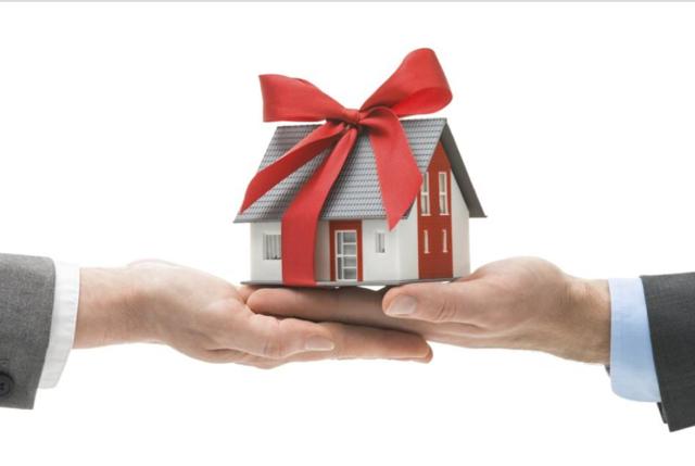 Квартира в ипотеке, можно ли оформить дарственную в 2020 году на ребенка, родственника?