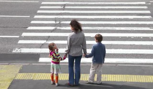 Правила дорожного движения пропуск пешеходов