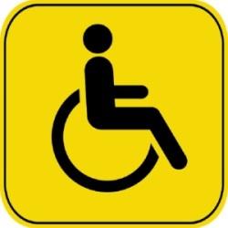 Знак Парковка для инвалидов: зона действия в ПДД 2020 года