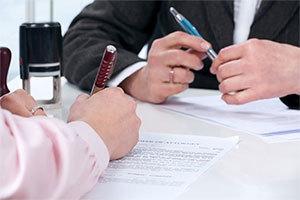 Доверенность на получение документов юридического и физического лица (Образец)
