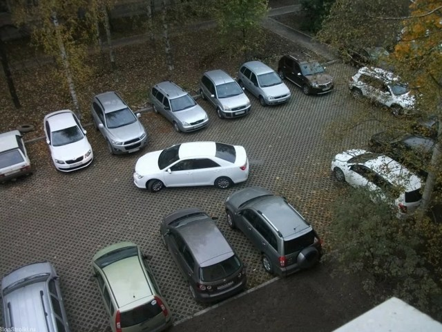 Параллельная парковка: пошаговая инструкция по зеркалам на автодроме задним ходом