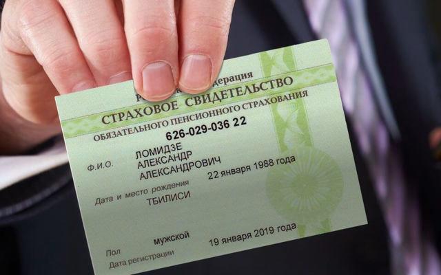 Как узнать свой номер СНИЛС онлайн по паспорту, фамилии, на сайте ПФР?