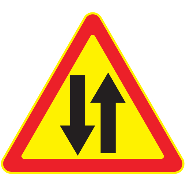 Знак Одностороннее движение 5.5 в ПДД 2020 году: фото